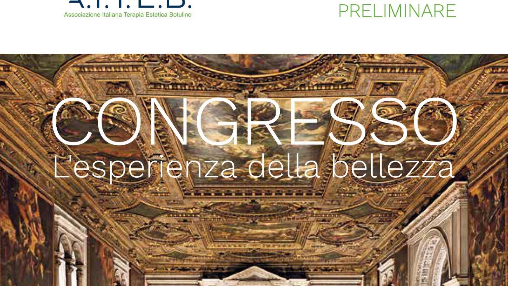 Congresso Nazionale A.I.T.E.B. Venezia 22-23 settembre 2018