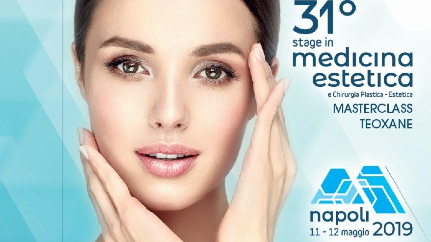 31° Stage in Medicina Estetica e Chirurgia Plastica Estetica – Masterclass Teoxane