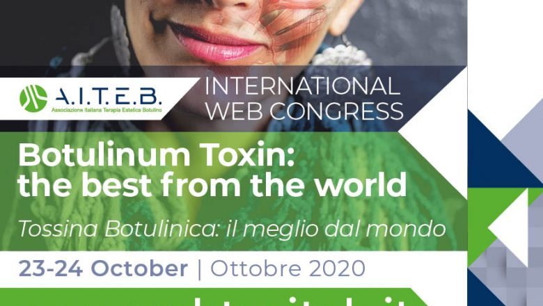 "A.I.T.E.B. INTERNATIONAL WEB CONGRESS ""Botulinum Toxin: the best from the world"""